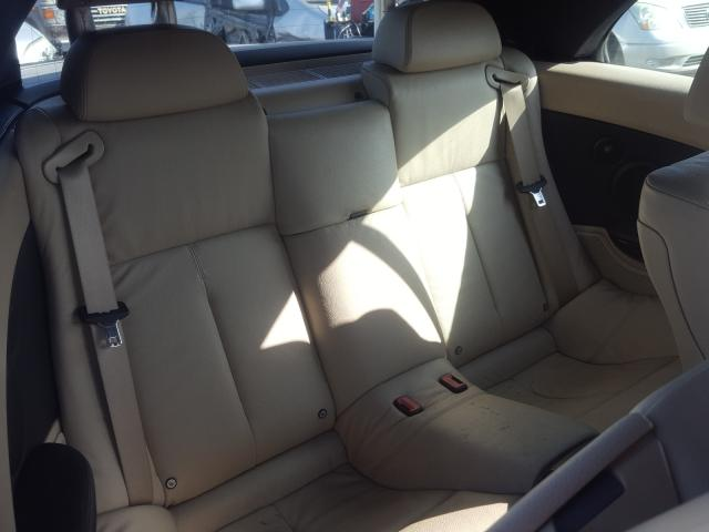 2010 BMW 6 series | Vin: WBAEB5C50AC225424