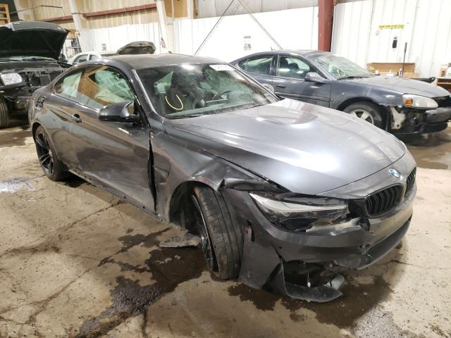 BMW salvage cars for sale: 2020 BMW M4