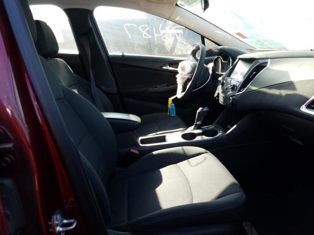 пригнать из сша 2016 Chevrolet Cruze Lt 1.4L 1G1BE5SM9G7301139