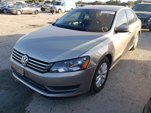 2015 Volkswagen PASSAT | Vin: 1VWAT7A30FC067053