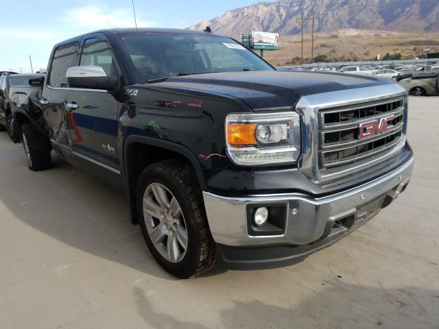 Salvage cars for sale from Copart Farr West, UT: 2014 GMC Sierra K15
