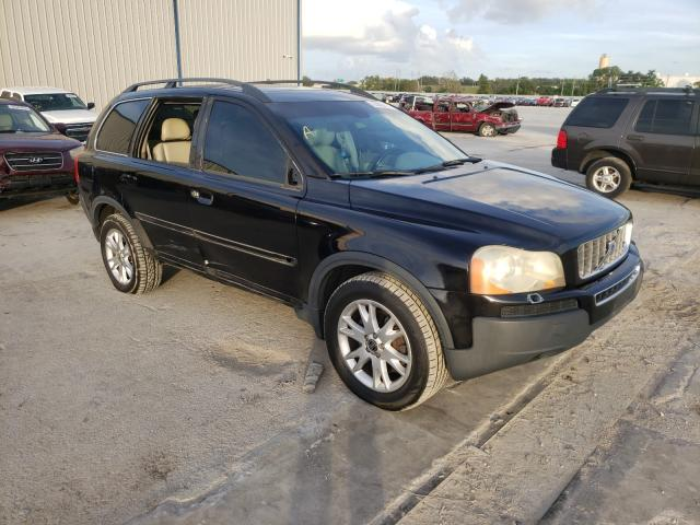 Salvage cars for sale from Copart Apopka, FL: 2005 Volvo XC90
