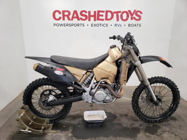 2004 KTM Motocross for sale in Sacramento, CA