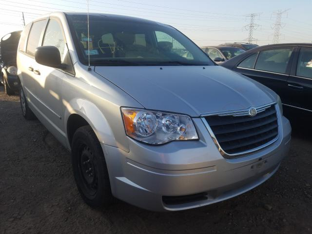 Salvage cars for sale from Copart Elgin, IL: 2008 Chrysler Town & Country