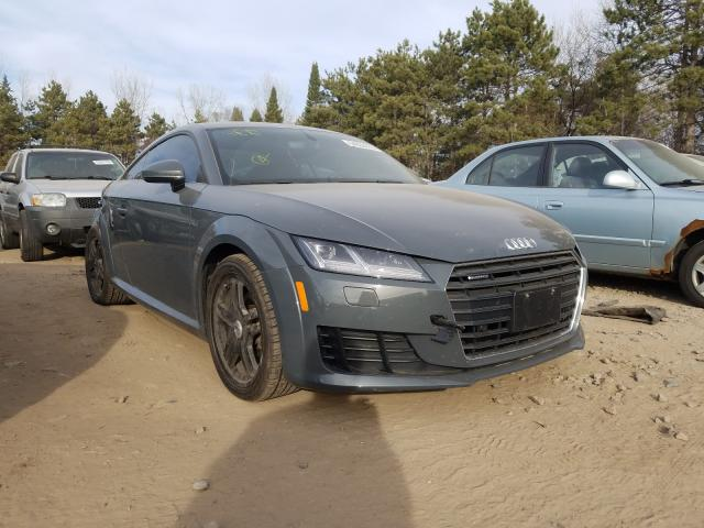 Audi TT salvage cars for sale: 2016 Audi TT