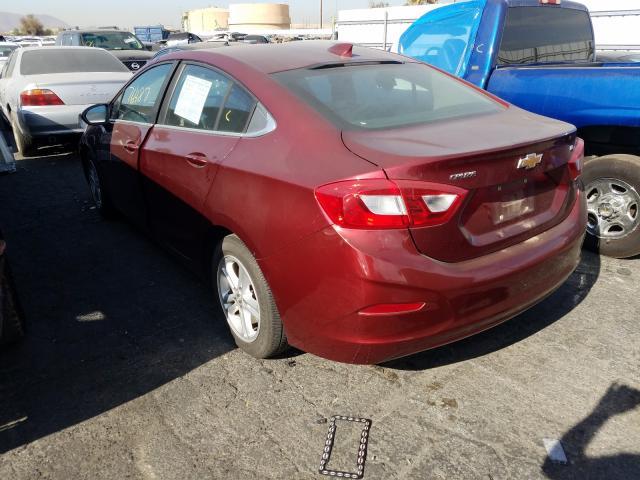 купить 2016 Chevrolet Cruze Lt 1.4L 1G1BE5SM9G7301139