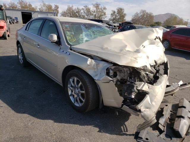 Salvage cars for sale from Copart Colton, CA: 2007 Buick Lucerne CX