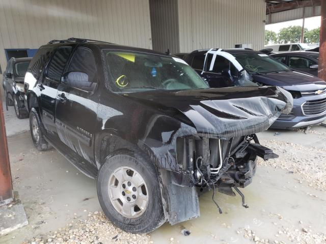 Salvage cars for sale from Copart Homestead, FL: 2009 Chevrolet Tahoe C150