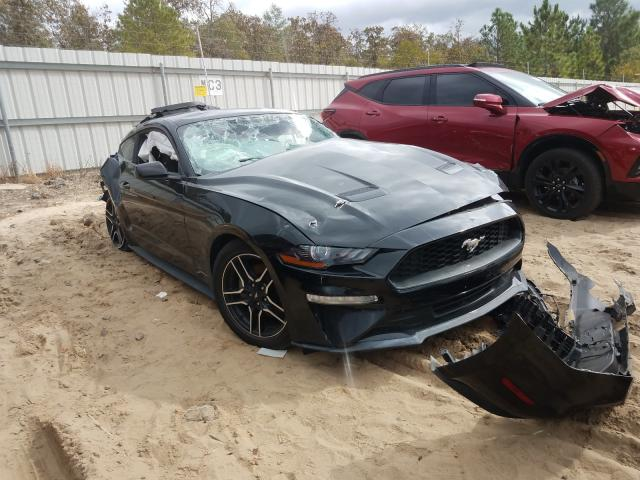 Salvage cars for sale from Copart Gaston, SC: 2018 Ford Mustang