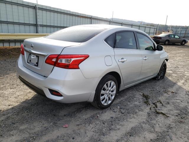 цена в сша 2019 Nissan Sentra 1.8L 3N1AB7AP7KY384289