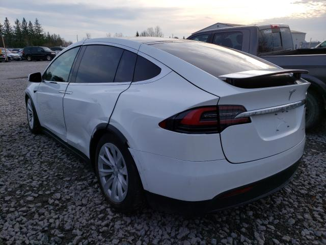 2019 Tesla MODEL X   Vin: 5YJXCBE27KF207131