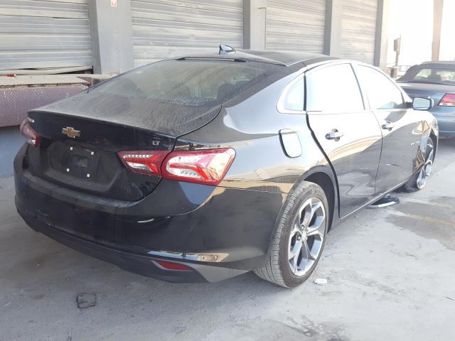 цена в сша 2020 Chevrolet Malibu Lt 1.5L 1G1ZD5ST0LF110749