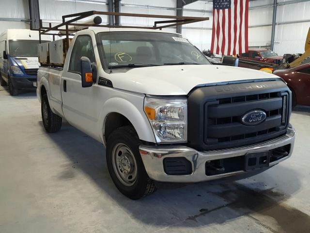 Salvage cars for sale from Copart Greenwood, NE: 2012 Ford F250