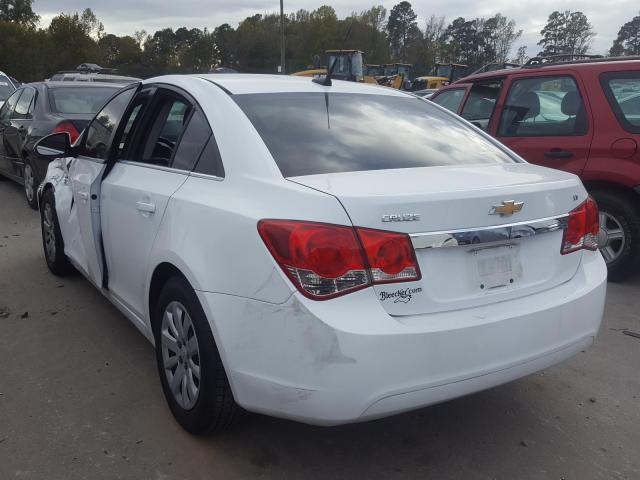 2011 Chevrolet CRUZE | Vin: 1G1PF5S96B7224639