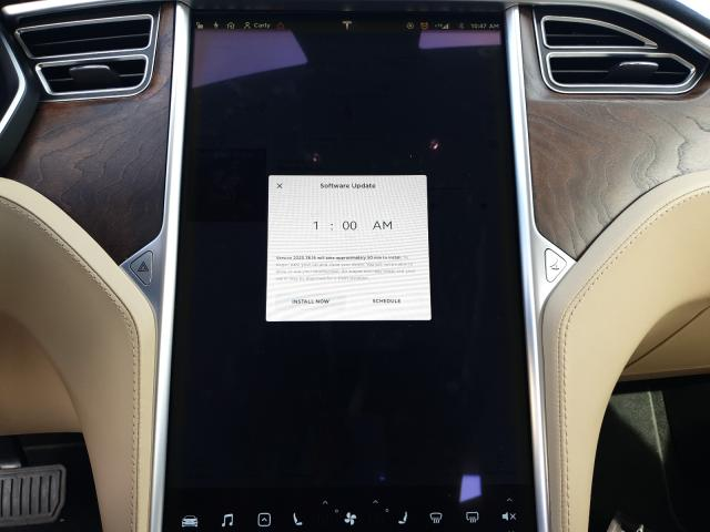 2017 Tesla MODEL S | Vin: 5YJSA1E2XHF195883
