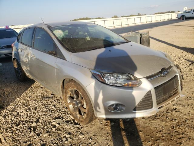 Salvage cars for sale from Copart Temple, TX: 2014 Ford Focus SE