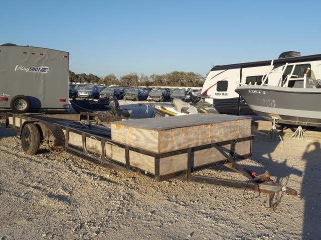 TRAIL KING FLAT BED