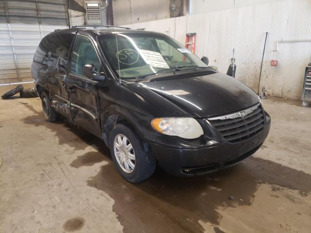2007 Chrysler Town & Country for sale in Casper, WY