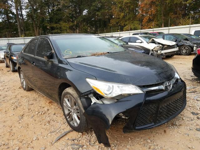 Salvage cars for sale from Copart Austell, GA: 2015 Toyota Camry LE