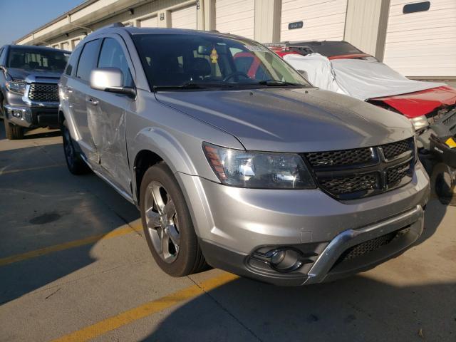 Vehiculos salvage en venta de Copart Louisville, KY: 2016 Dodge Journey CR