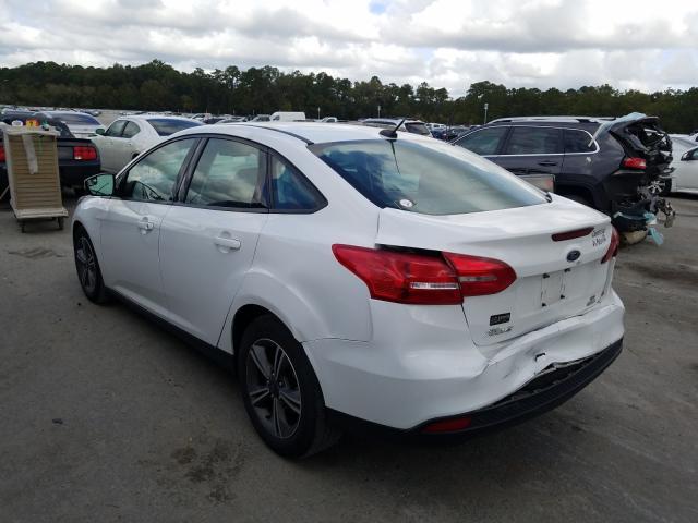купить 2017 Ford Focus Se 1.0L 1FADP3FE2HL238532
