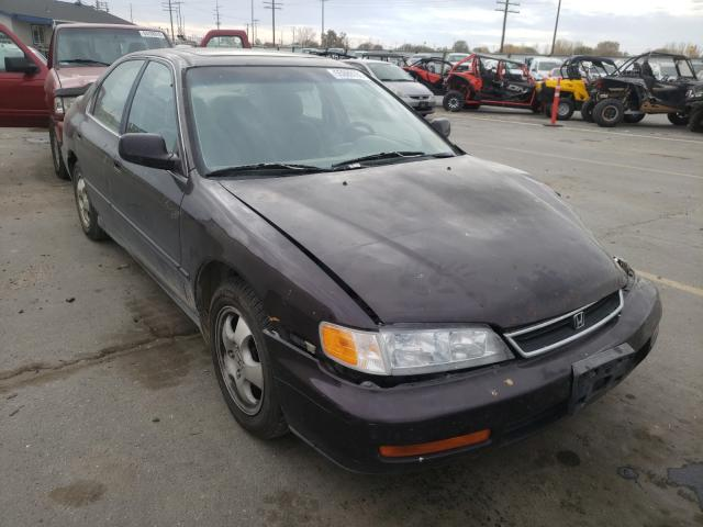 Salvage cars for sale from Copart Nampa, ID: 1997 Honda Accord SE
