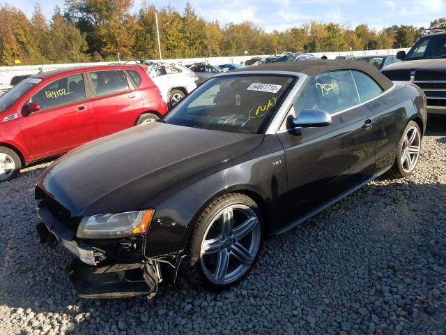 из сша 2010 Audi S5 Prestig 3.0L WAUVGAFH9AN005655