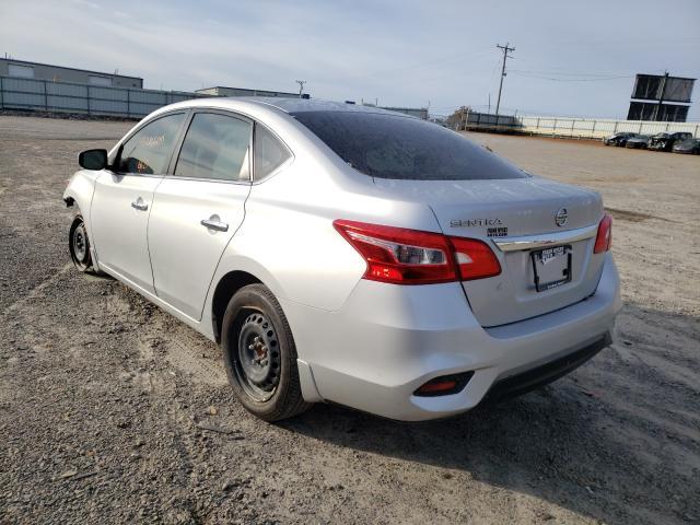 купить 2019 Nissan Sentra 1.8L 3N1AB7AP7KY384289