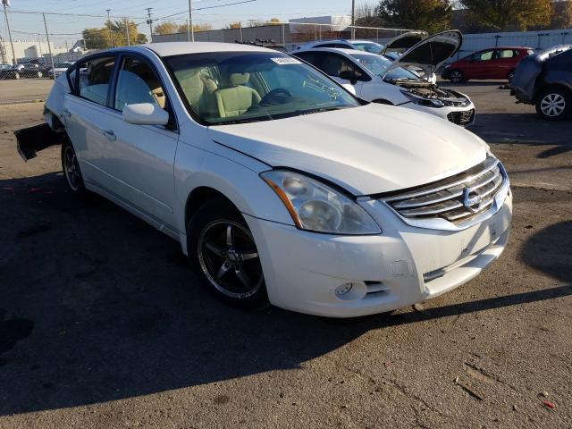 Salvage cars for sale from Copart Moraine, OH: 2010 Nissan Altima Base