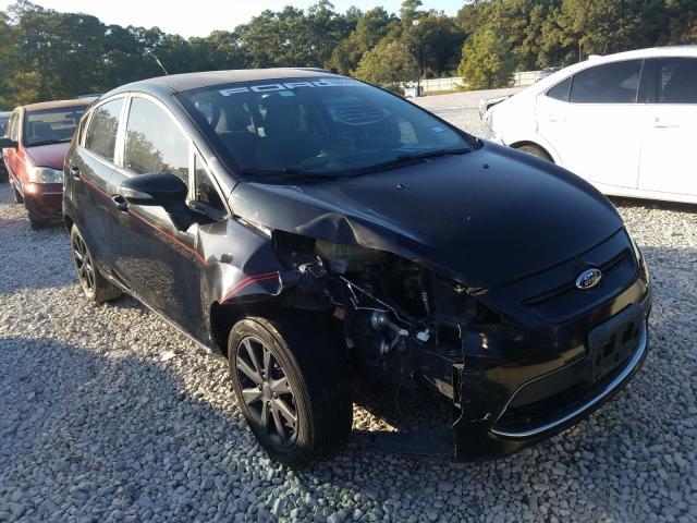 Vehiculos salvage en venta de Copart Houston, TX: 2013 Ford Fiesta SE