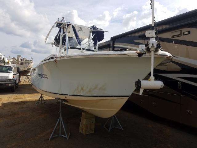 Triton salvage cars for sale: 2008 Triton Boat