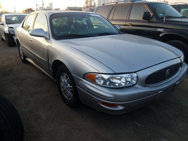 Salvage cars for sale at Chicago Heights, IL auction: 2004 Buick Lesabre CU