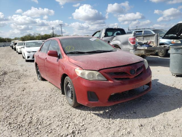 Salvage cars for sale from Copart San Antonio, TX: 2011 Toyota Corolla BA