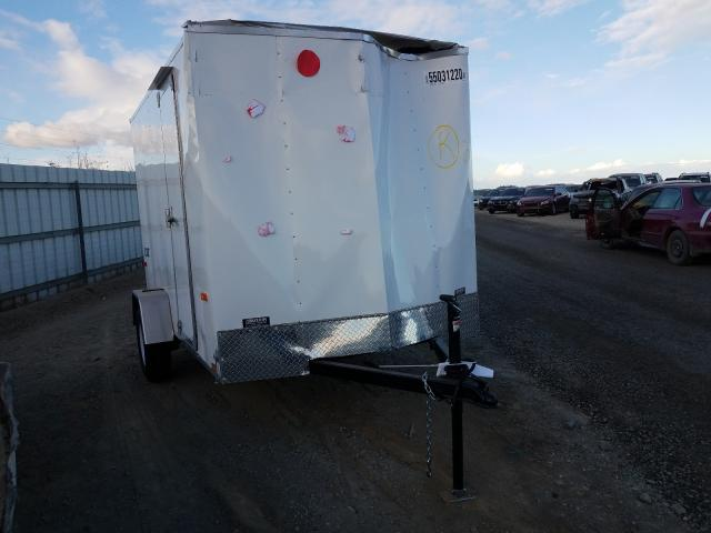 Cargo Trailer salvage cars for sale: 2021 Cargo Trailer