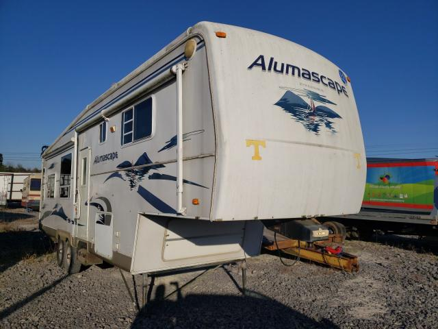 Holiday Rambler salvage cars for sale: 2005 Holiday Rambler Alumascape