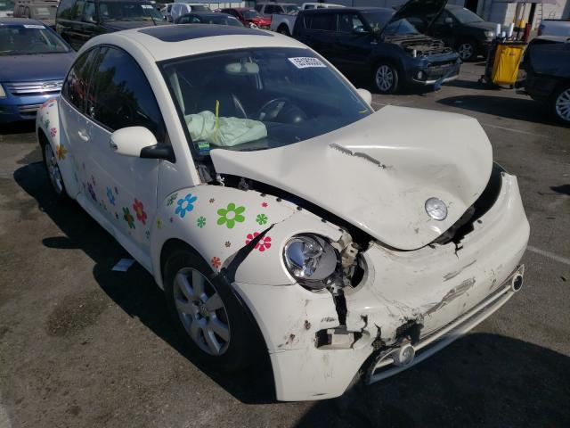 Salvage cars for sale from Copart Rancho Cucamonga, CA: 2003 Volkswagen New Beetle