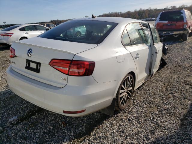 цена в сша 2015 Volkswagen Jetta Se 1.8L 3VWD17AJ7FM344233
