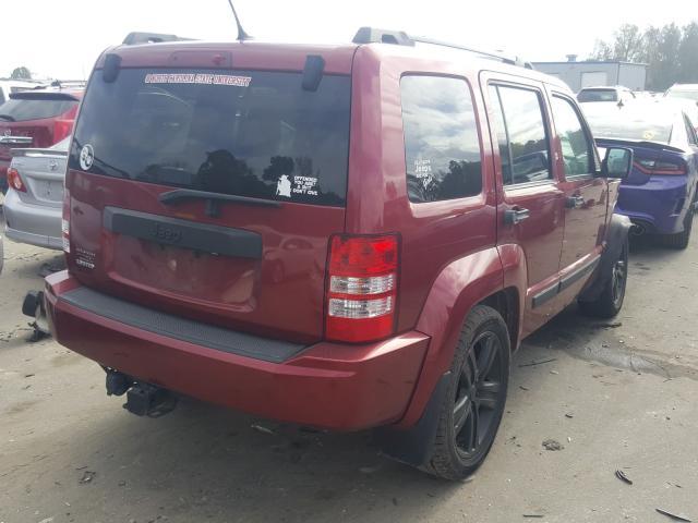 2012 Jeep LIBERTY | Vin: 1C4PJLFK3CW213841