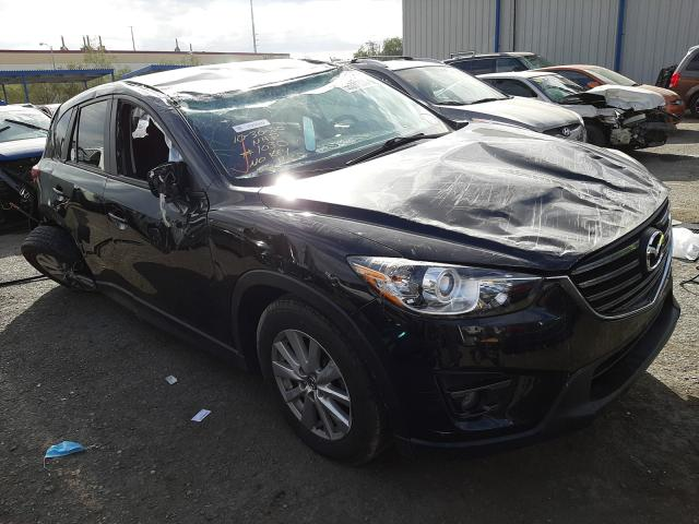 Salvage cars for sale from Copart Las Vegas, NV: 2016 Mazda CX-5 Touring
