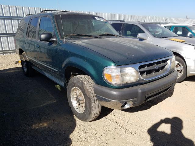 Salvage cars for sale from Copart Anderson, CA: 1999 Ford Explorer