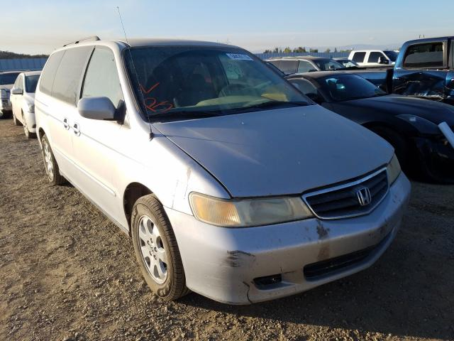 Salvage cars for sale from Copart Anderson, CA: 2004 Honda Odyssey EX