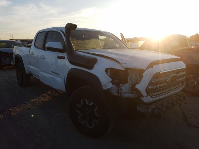Salvage cars for sale from Copart Antelope, CA: 2017 Toyota Tacoma DOU