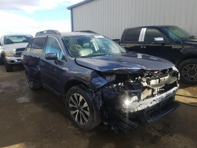 Salvage cars for sale from Copart Helena, MT: 2015 Subaru Outback 2