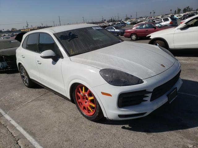 Porsche salvage cars for sale: 2019 Porsche Cayenne