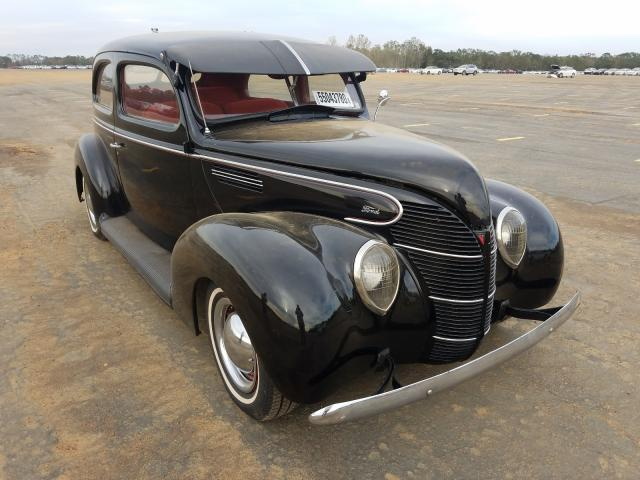 Salvage cars for sale from Copart Eight Mile, AL: 1939 Ford Coupe