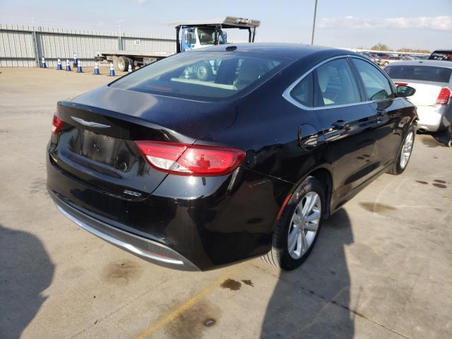 цена в сша 2015 Chrysler 200 Limite 2.4L 1C3CCCAB1FN743269