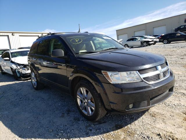 Salvage cars for sale from Copart Gainesville, GA: 2009 Dodge Journey R