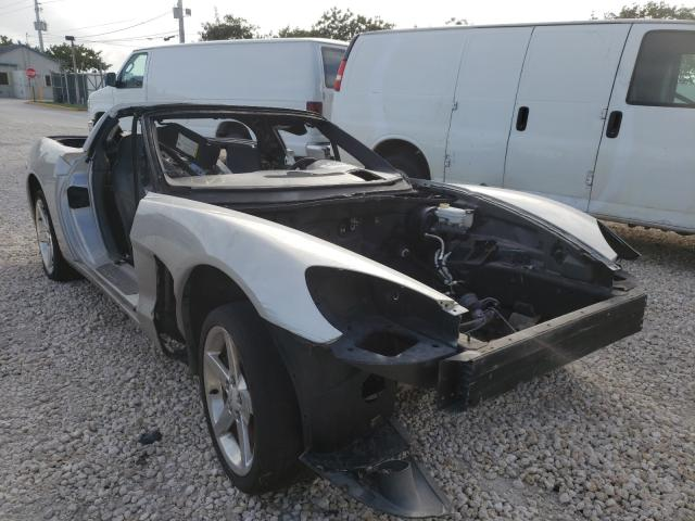 Salvage cars for sale from Copart Homestead, FL: 2005 Chevrolet Corvette
