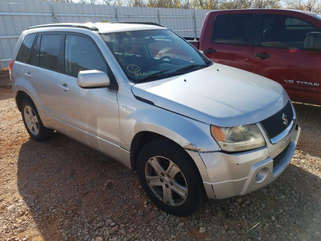 Suzuki Grand Vitara salvage cars for sale: 2006 Suzuki Grand Vitara
