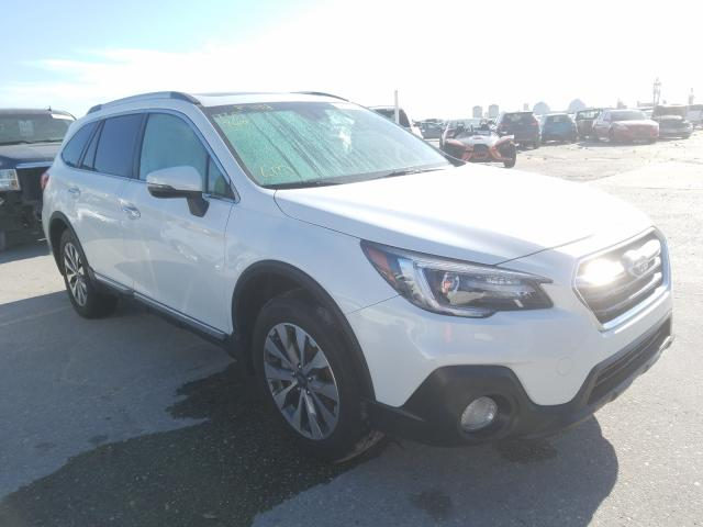 Salvage cars for sale from Copart New Orleans, LA: 2019 Subaru Outback TO